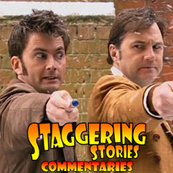 Staggering Stories Commentary: Doctor Who - The Next Doctor