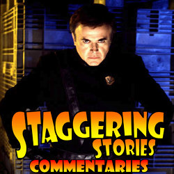 Staggering Stories Commentary: Babylon 5 - Mind War