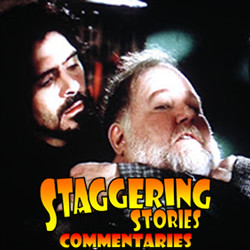 Staggering Stories Commentary: Babylon 5 - Racing Mars