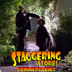 Staggering Stories Commentary: Doctor Who - The Waters of Mars
