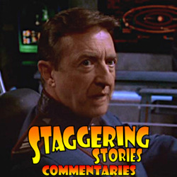 Staggering Stories Commentary: Babylon 5 - No Surrender, No Retreat