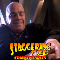 Staggering Stories Commentary: Babylon 5 - The Face of the Enemy
