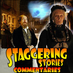 Staggering Stories Commentary: Doctor Who - The Unquiet Dead