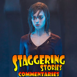 Staggering Stories Commentary: Doctor Who - The Pilot