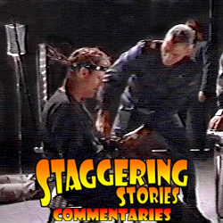 Staggering Stories Commentary: Babylon 5 - Between the Darkness and the Light