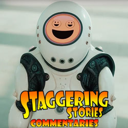 Staggering Stories Commentary: Doctor Who - Smile
