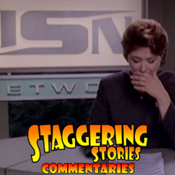 Staggering Stories Commentary: Babylon 5 - Endgame
