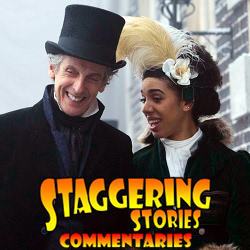 Staggering Stories Commentary: Doctor Who - Thin Ice
