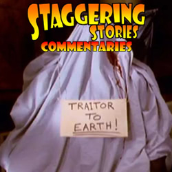Staggering Stories Commentary: Babylon 5 - Rising Star