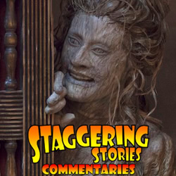 Staggering Stories Commentary: Doctor Who - Knock Knock