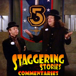 Staggering Stories Commentary: Babylon 5 - Day of the Dead