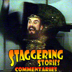 Staggering Stories Commentary: Doctor Who - The Horns of Nimon