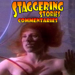 Staggering Stories Commentary: Babylon 5 - In the Kingdom of the Blind