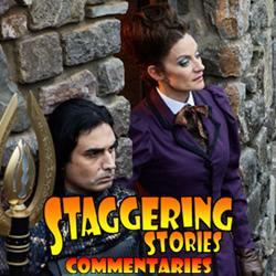 Staggering Stories Commentary: Doctor Who - Extremis