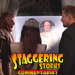 Staggering Stories Commentary: Babylon 5 - The Fall of Centauri Prime