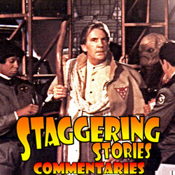 Staggering Stories Commentary: Babylon 5 - Grail