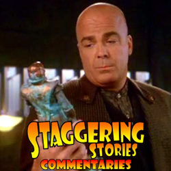Staggering Stories Commentary: Babylon 5 - The Wheel of Fire