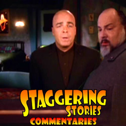 Staggering Stories Commentary: Babylon 5 - Objects in Motion