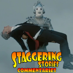 Staggering Stories Commentary: Doctor Who - The Doctor Falls