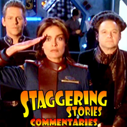 Staggering Stories Commentary: Babylon 5 - Objects at Rest