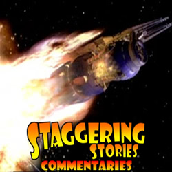 Staggering Stories Commentary: Babylon 5 - Sleeping in Light