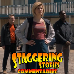 Staggering Stories Commentary: Doctor Who - Rosa