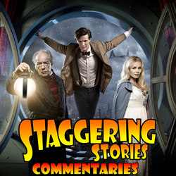 Staggering Stories Commentary: Doctor Who - A Christmas Carol