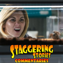 Staggering Stories Commentary: Doctor Who - Arachnids in the UK