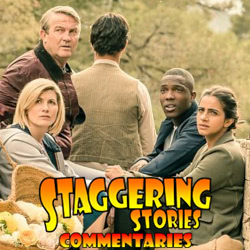 Staggering Stories Commentary: Doctor Who - Demons of the Punjab