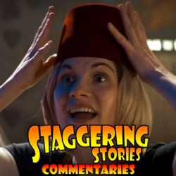 Staggering Stories Commentary: Doctor Who - Kerblam!