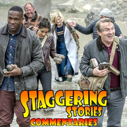 Staggering Stories Commentary: Doctor Who - The Battle of Ranskoor Av Kolos
