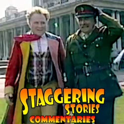 Staggering Stories Commentary: Doctor Who - Dimensions in Time