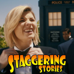 Staggering Stories Commentary: Doctor Who - Spyfall, Part One