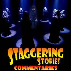 Staggering Stories Commentary: Babylon 5 - And the Sky Full of Stars