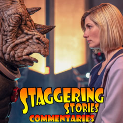 Staggering Stories Commentary: Doctor Who - Fugitive of the Judoon