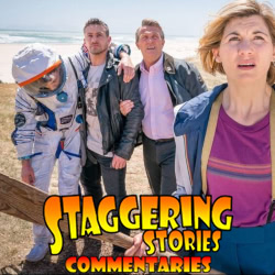 Staggering Stories Commentary: Doctor Who - Praxeus