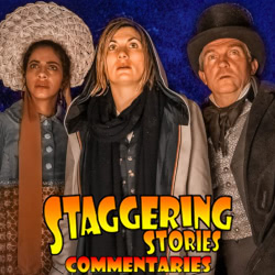 Staggering Stories Commentary: Doctor Who - The Haunting of Villa Diodati
