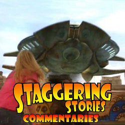 Staggering Stories Commentary: Doctor Who - Aliens of London