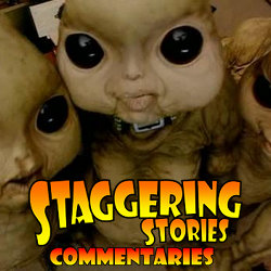 Staggering Stories Commentary: Doctor Who - World War Three