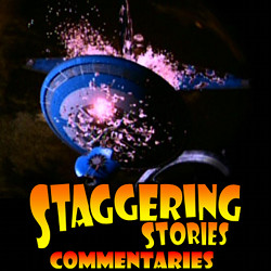 Staggering Stories Commentary: Babylon 5 - Chrysalis