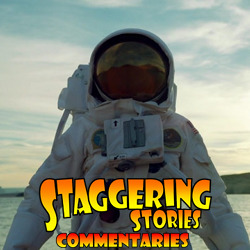 Staggering Stories Commentary: Doctor Who - The Impossible Astronaut