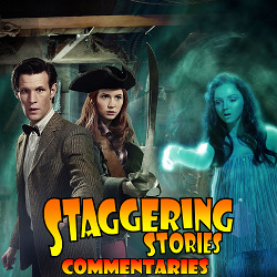 Staggering Stories Commentary: Doctor Who - The Curse of the Black Spot