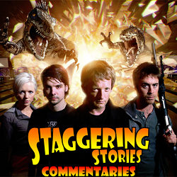Staggering Stories Commentary: Primeval – Series 1, Episode 2