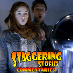 Staggering Stories Commentary: Doctor Who - Let's Kill Hitler