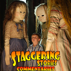 Staggering Stories Commentary: Doctor Who - Night Terrors