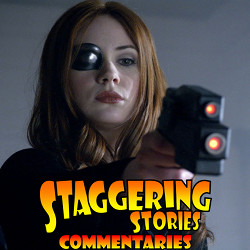 Staggering Stories Commentary: Doctor Who - The Wedding of River Song
