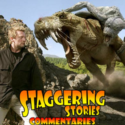 Staggering Stories Commentary: Primeval – Series 1, Episode 6