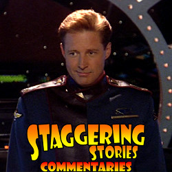 Staggering Stories Commentary: Babylon 5 - Points of Departure