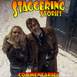 Staggering Stories Commentary: Doctor Who - The Christmas Invasion