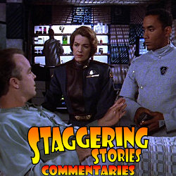 Staggering Stories Commentary: Babylon 5 - Revelations